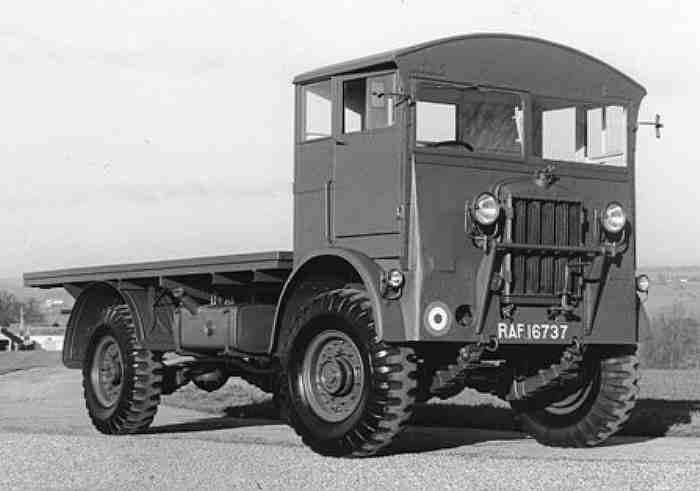 The Crossley Fwd