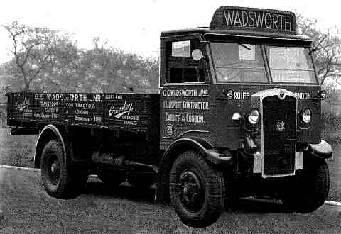 0915d59106 Commercial vehicles made by Crossley Motors